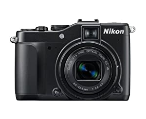 Nikon Coolpix P7000 Digital Compact Camera (discontinued by manufacturer)
