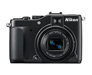Nikon Coolpix P7000 Digitalkamera (10 Megapixel, 7-fach Weitwinkelzoom, 7,6 cm (3 Zoll) Display), HD-Video) schwarz