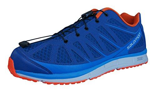 Salomon KALALAU Scarpe da Corsa Trail Running Blu per Uomo