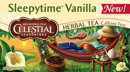 Celestial Seasonings Sleepytime Vanilla von Celestial Seasonings auf Gewürze Shop
