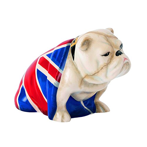 Royal Doulton James Bond Spectre Jack the Bulldog Figurine [並行輸入品]