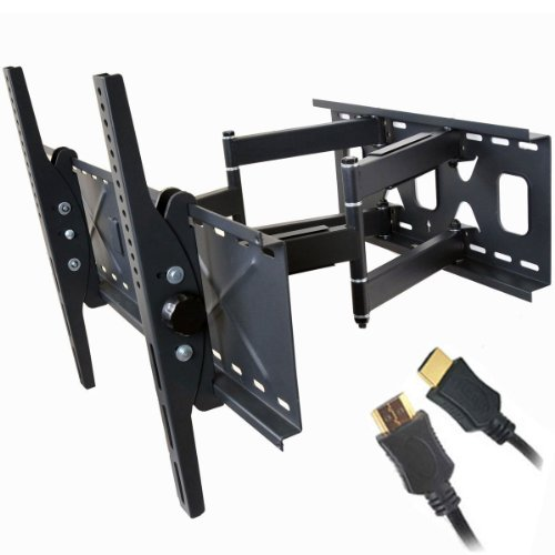 How To Videosecu Articulating Lcd Led Plasma Tv Wall Mount