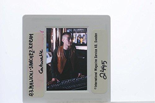 "Slides photo of Keram Malicki-Sanchez as Johnny Camden in the TV Series ""Catwalk"""