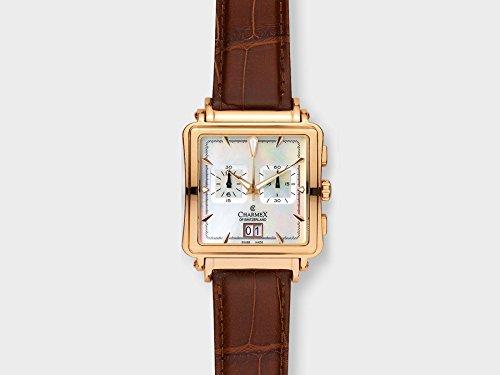 Charmex gentles watch Le Mans, chronograph, 1936