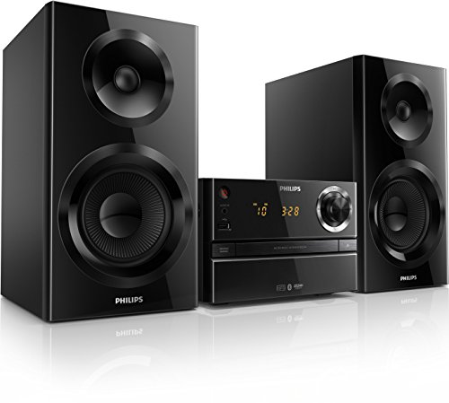 Philips-BTM2360-Power-Micro-Hi-Fi-Nero