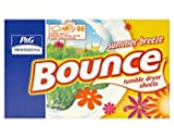 Bounce Tumble Dryer Sheets 160