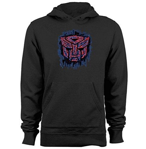 Auto-Iconic Autobots Symbol Transformers Optimus Prime Unisex hoodies