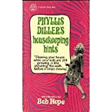 img - for Phyllis Diller's housekeeping hints book / textbook / text book