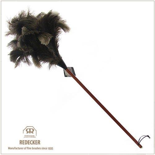 [REDECKER/レデッカー]オーストリッチ羽はたき(90cm/Black)