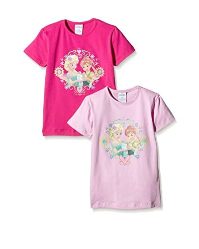 FANTASIA T-Shirt Manica Corta X 2