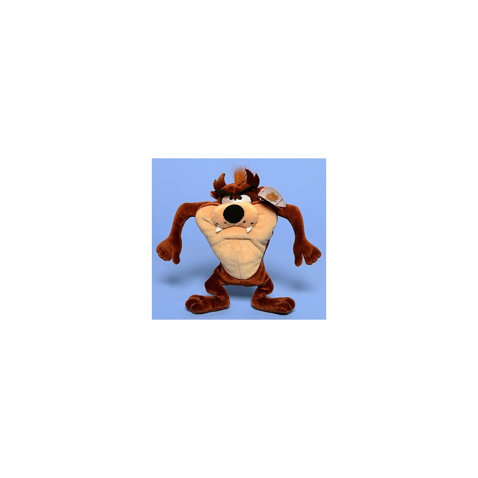 ca5b26c3661 TY Beanie Baby TAZ the Tazmanian Devil ( Exclusive) (8 inch) on ...