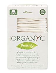 Organyc Beauty 100% Organic Cotton Swabs, 600 Count coupons 2015