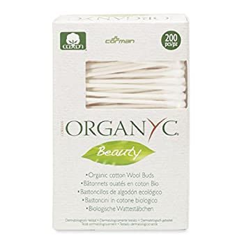Organyc Beauty 100% Organic Cotton Swabs, 600 Count promo code 2015