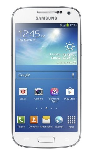 Samsung Galaxy S4 Mini GT-I9192 GSM Factory Unlocked Dual Sim - White 8GB