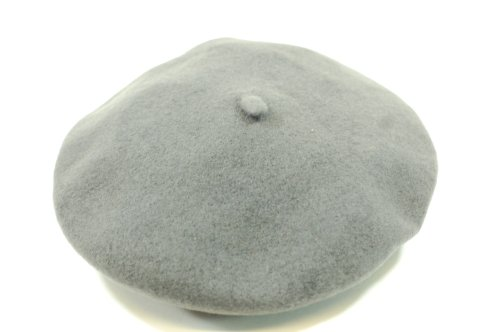 French Style Beret Wool Felt, Adults.