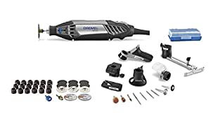 Dremel 4200-6/40 High Performance Rotary Tool with EZ Change, 47-Piece Kit