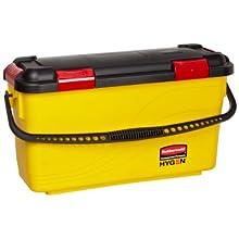 "Hygen Q950-88 25.1"" Length x 8.8"" Width x 12.2"" Height, Yellow Color, Charging Bucket"
