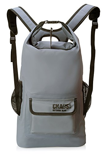 Chaos Ready Waterproof Backpack - Dry Bag - Premium Quality