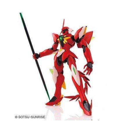Bandai Gundam Robots Monde HGAG XVT-ZGC GHIRARGA