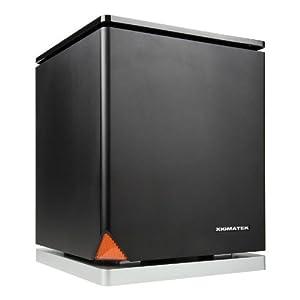XIGMATEK miniITXケース 電源非搭載 Nebula Black