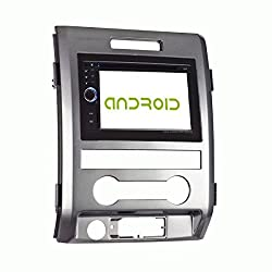 See FORD F-150 2011-2012 ANDROID K-SERIES GPS NAVIGATION WITH SILVER DASH KIT Details