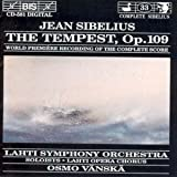 Sibelius: The Tempest (complete incidental music)