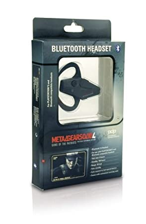 Playstation 3 Metal Gear Solid Headset