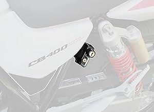キジマ(Kijima) ヘルメットロック ブラック CB400SF 14Y- 303-1553