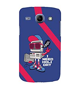 printtech Cool Computer Back Case Cover for Samsung Galaxy J7 / Samsung Galaxy J7 J700F (2015 EDITION)