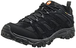 Merrell Men\'s Moab Ventilator Hiking Shoe,Black Night,10.5 W US