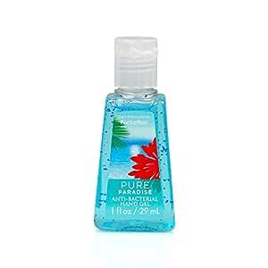 Bath & Body Works Bath & Body Works Pure Paradise 1.0 Oz Pocket Bac Anti Bacterial Hand Gel