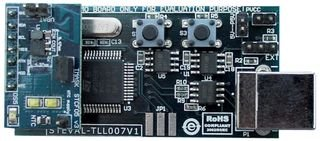 Stmicroelectronics Steval-Tll007V1 Stcf05, Led Driver, Dual Flash, I2C, Demo Board