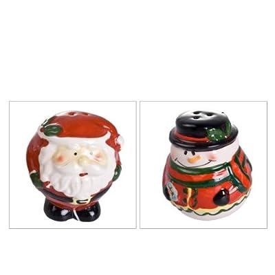 Character Salt/Pepper Pot - 7.5cm from Fizzco