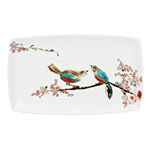 Lenox Simply Fine Chirp 10-Inch Tray, Small