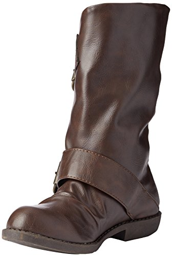 BlowfishAribeca - Stivali donna , Marrone (Marrone (Dark Brown)), 36