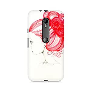 Mobicture Girl Abstract Premium Designer Mobile Back Case Cover For Moto X Style back cover,Moto X Style back cover 3d,Moto X Style back cover printed,Moto X Style back case,Moto X Style back case cover,Moto X Style cover,Moto X Style covers and cases