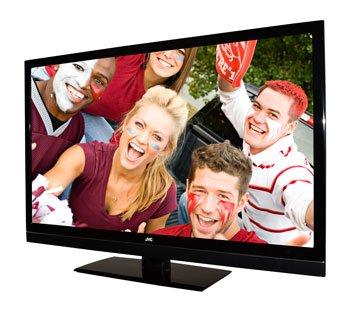 JVC JLE42BC3500 42 LED 120hz 1080p
