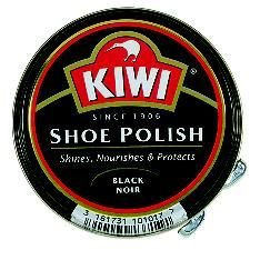 KIWI Schuhcreme bordo