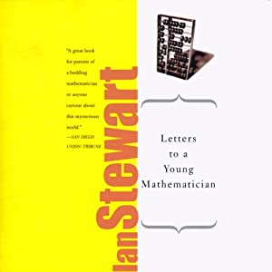 Letters to a Young Mathematician Audiobook