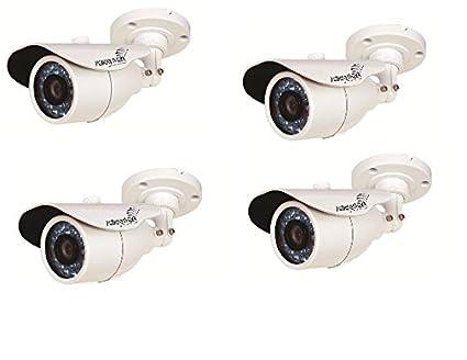 Parrymax PX-2486 WP (700TVL) 4 IR Bullet CCTV Camera