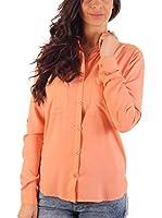 Lois Camisa Mujer Ridley Scott (Naranja)