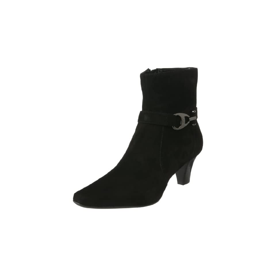 AK Anne Klein Womens Grantham Ankle Boot