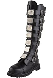 Pleaser Men's Reaper-30 Buckle Boot