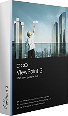 DxO Labs Viewpoint Version 2.0 Geometric Distortion Correction for Windows and Mac