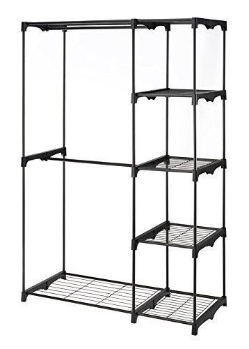 Whitmor Freestanding Portable Closet Organizer Heavy