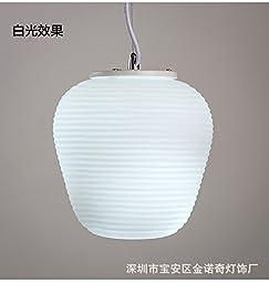 White Scrubs thread glass lamp shades chandelier from silkworm Chrysalis b white