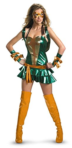 Deluxe Sassy Michelangelo Costume - Small - Dress Size 4-6
