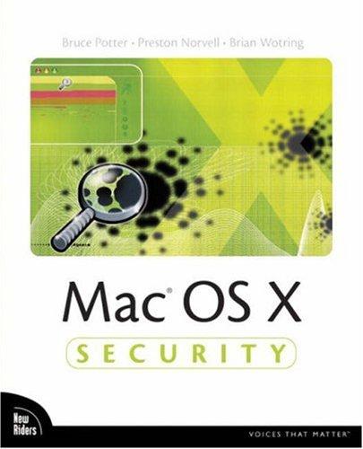 Mac OS X Security