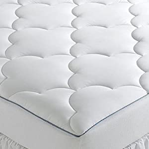Sealy® Crown Jewel Bedding, 300 Thread Count Luxury Mattress Pad