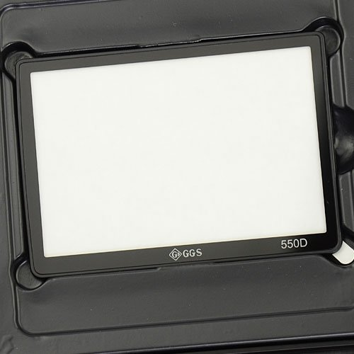 Ggs Bf Model Lcd Screen Protector Glass For Canon Eos 550D Rebel T2I